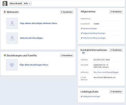 Wie ändere ich E-Mail auf Facebook?