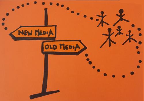 Alte und Neue Medien ergänzen sich