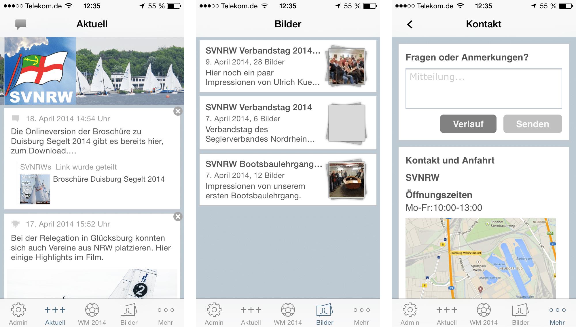 die eigene app erstellen ganz einfach result gmbh. Black Bedroom Furniture Sets. Home Design Ideas