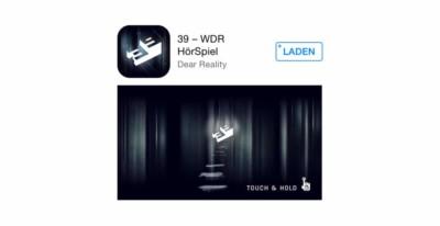 Hörspiel App Screenshot 39 WDR