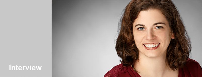Versicherungs-Bloggerin und Social Media Managerin Sandra Maurer