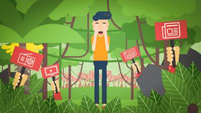 Informations-Dschungel