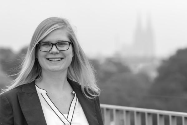 Social Media Managerin Sabrina Deppermann
