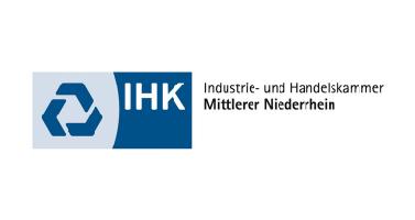 IHK Mittlerer Niederrhein Logo