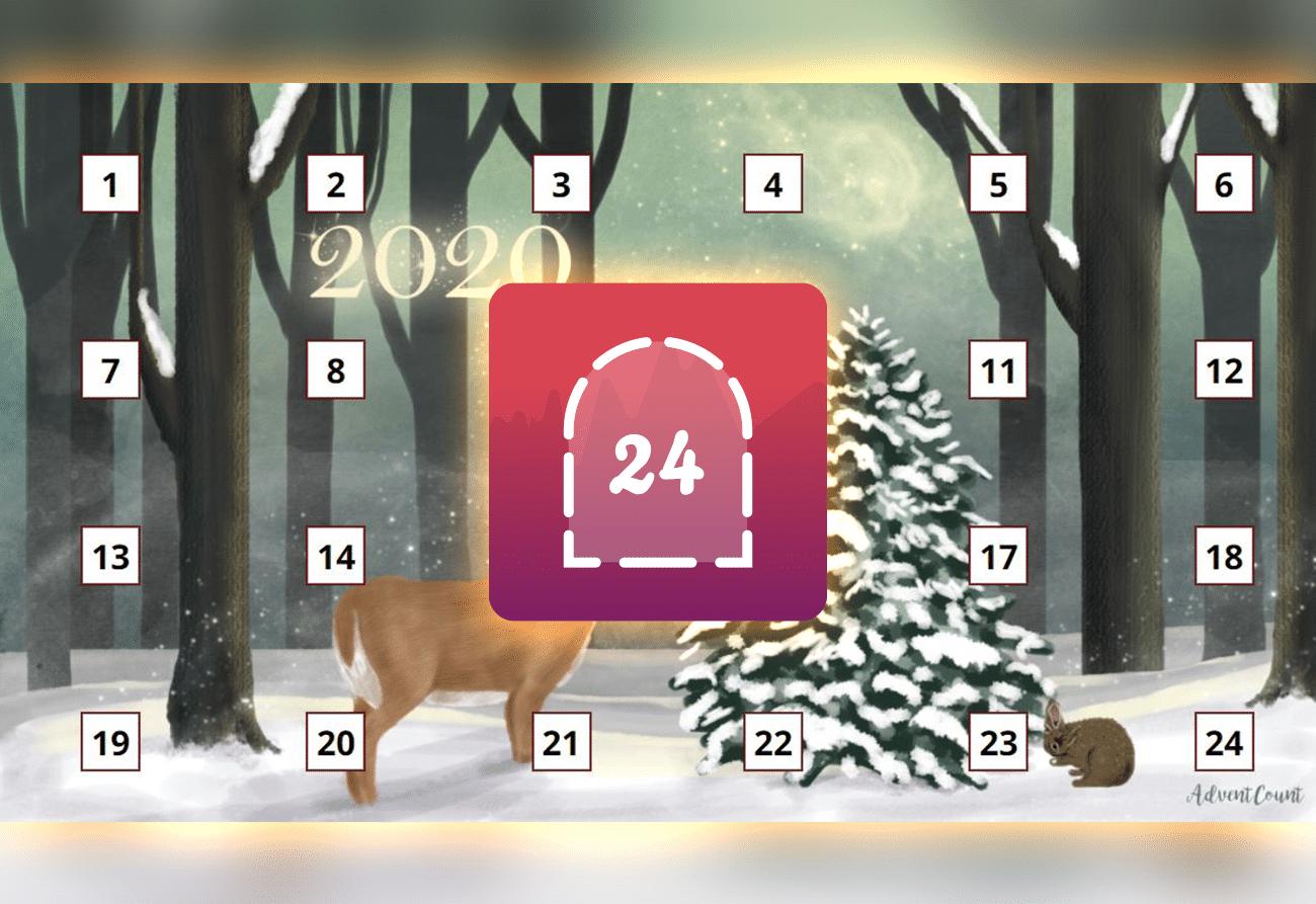 AdventCount Weihnachten 2020
