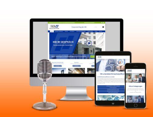 IKB Deutsche Industriebank AG – Corporate Blog